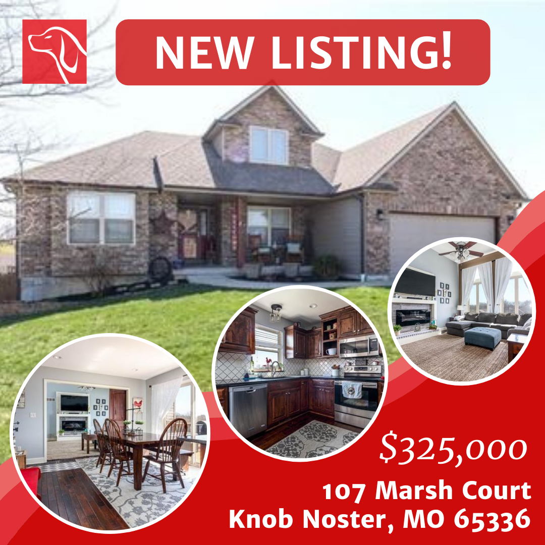 107 Marsh Court Knob Noster, MO 65336