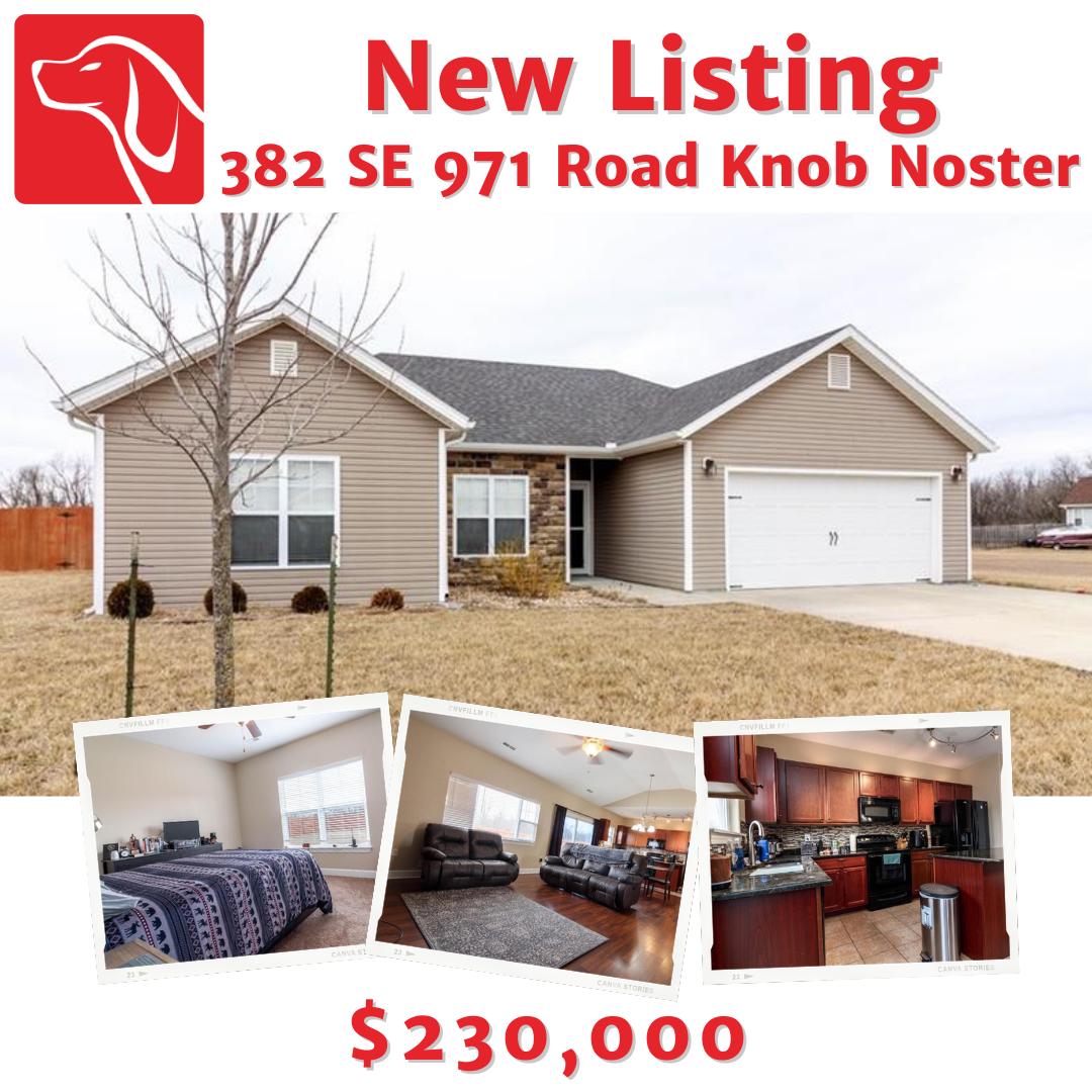 382 SE 971 Road, Knob Noster, MO 65336