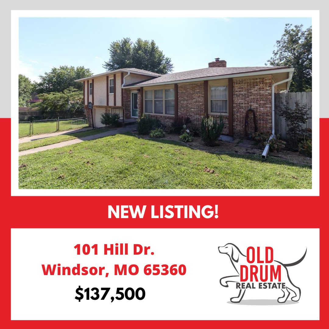 101 Hill Dr, Windsor, MO