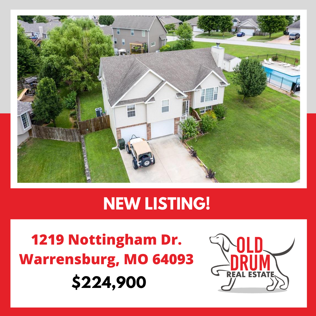1219 Nottingham Dr, Warrensburg, MO