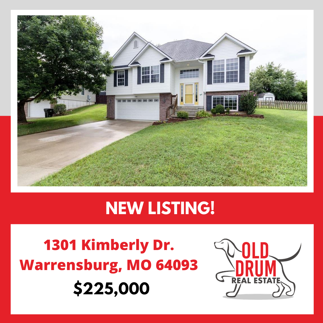 1301 Kimberly Dr, Warrensburg, MO