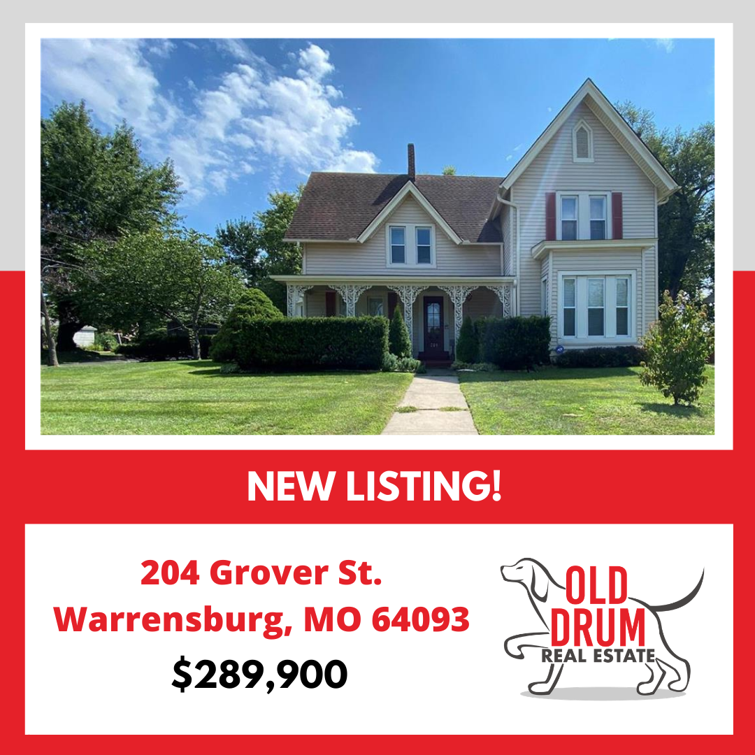 204 Grover St, Warrensburg, MO