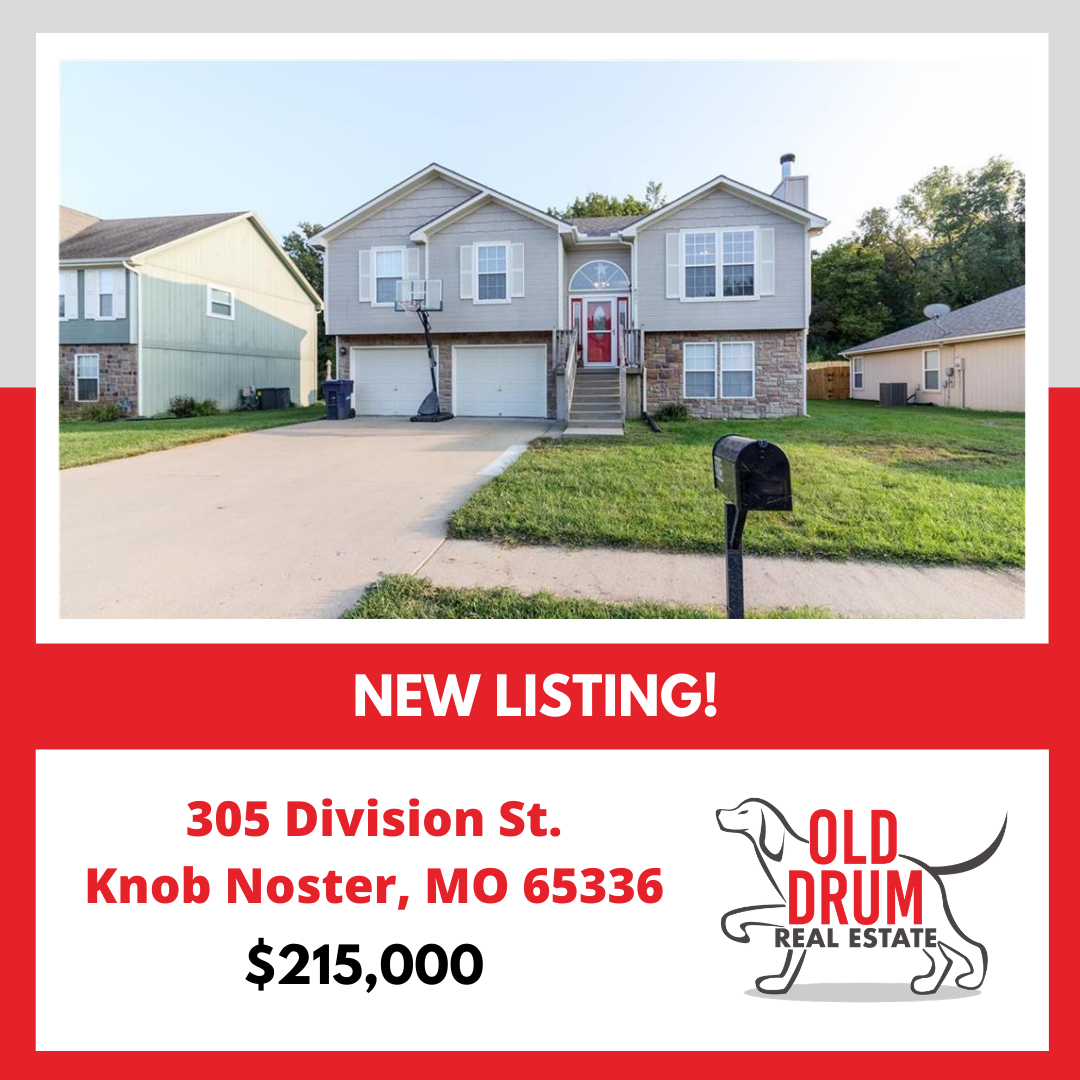 305 Division St, Knob Noster, MO