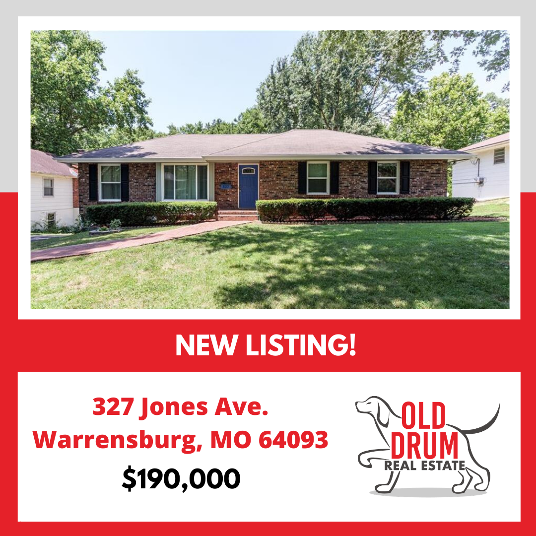 327 Jones Ave, Warrensburg, MO