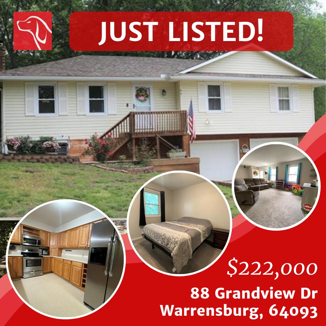 88 Grandview Drive, Warrensburg, MO 64093