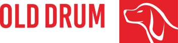 old drum real estate logo