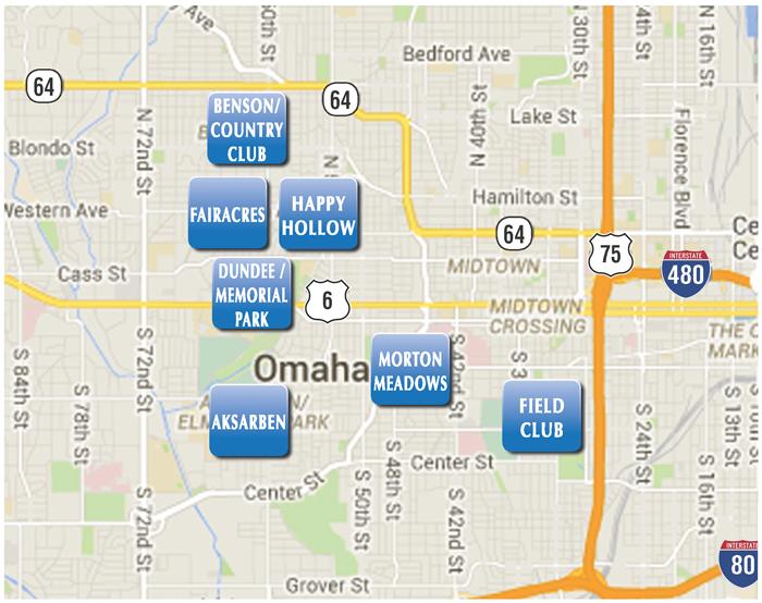 Explore the Many Great Neighborhoods of Midtown Omaha