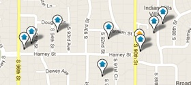 Omaha Homes Map Search