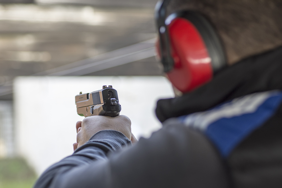Learn to Shoot Near Hudson Homes at the Indoor Shooting Range