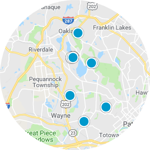 Wayne Real Estate Map Search