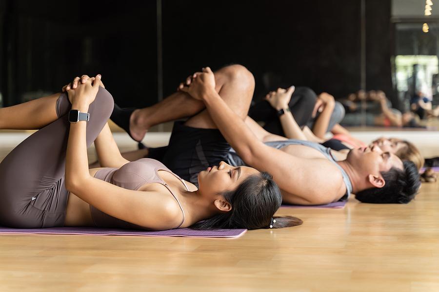 Do Pilates and yoga near your coastal Orange County home.