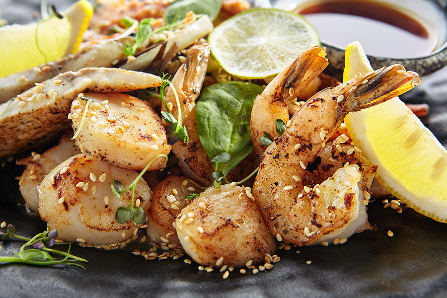 Eat fresh seafood near your Newport Coast home.