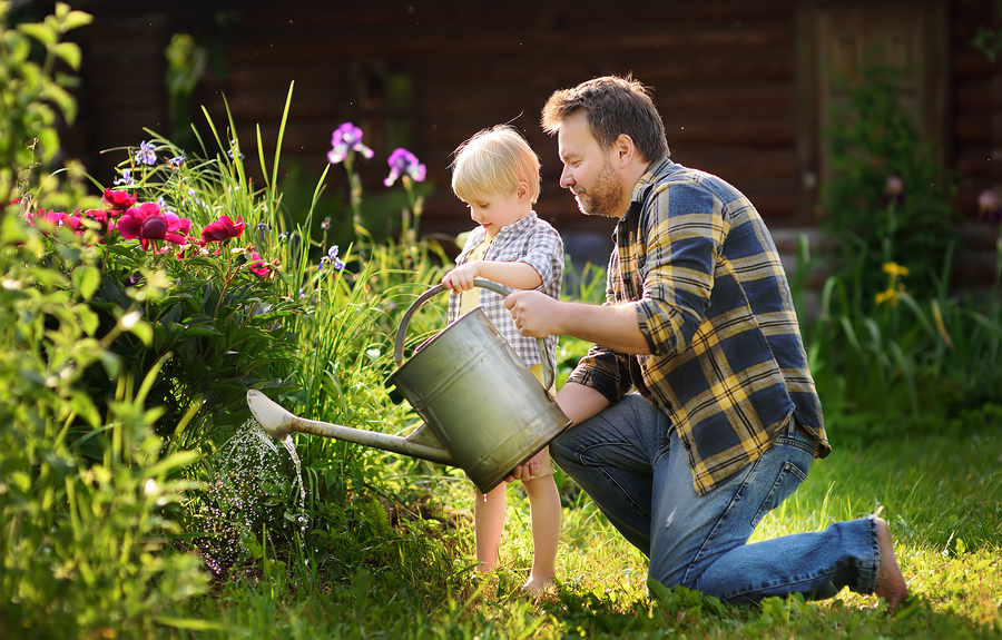 Get into gardening at your coastal Orange County home.