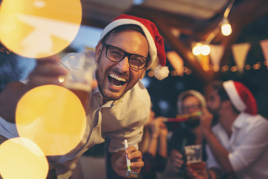 Go on the OC Santa Crawl near your coastal Orange County home.