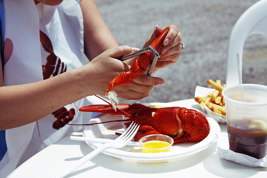 Go to Lobsterfest near your Newport Coast home.