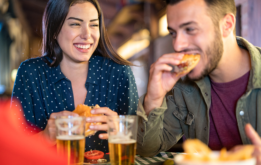 Newport Coast home owners do Restaurant Month.