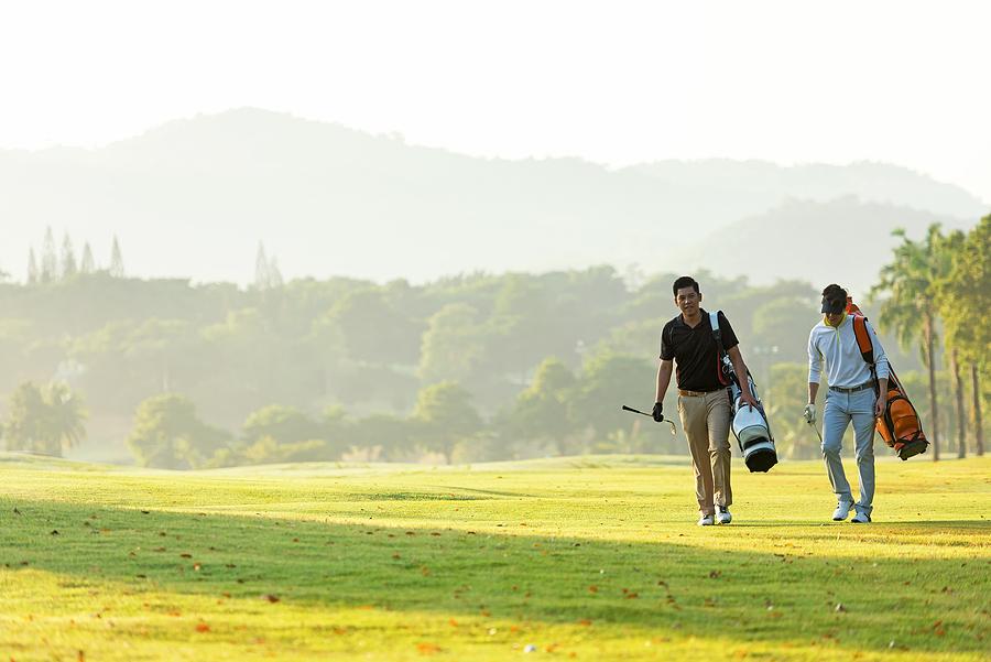 Play golf near your coastal Orange County home.