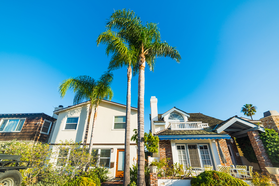 Renovate a beachfront Newport Beach home before selling.