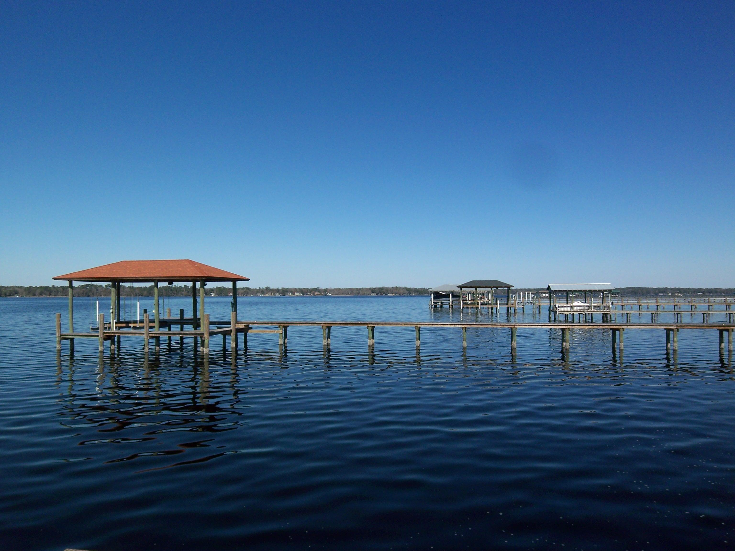 Orange Park FL Waterfront view
