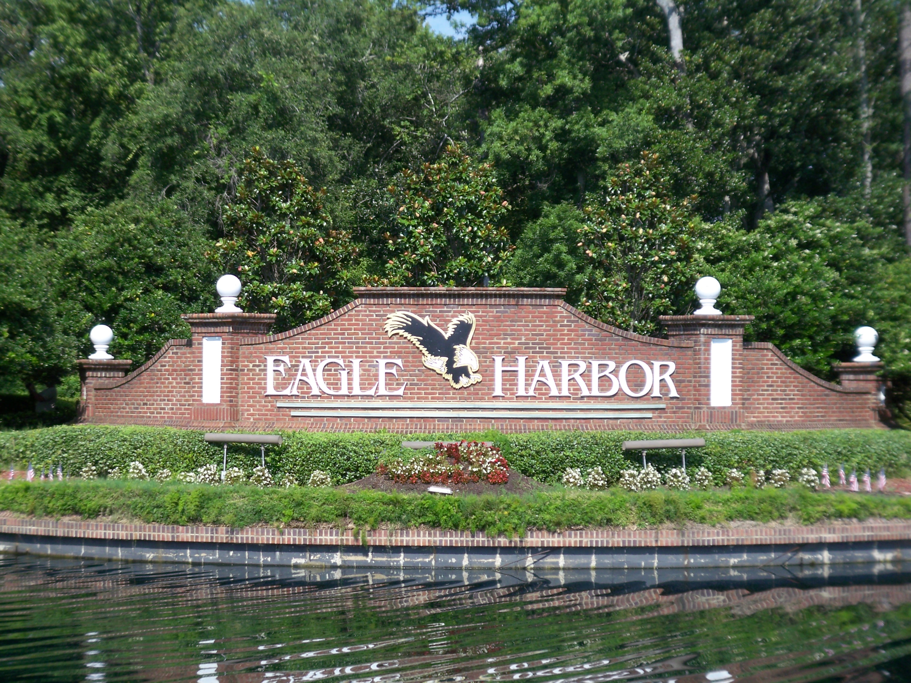 Eagle Harbor Homes for sale