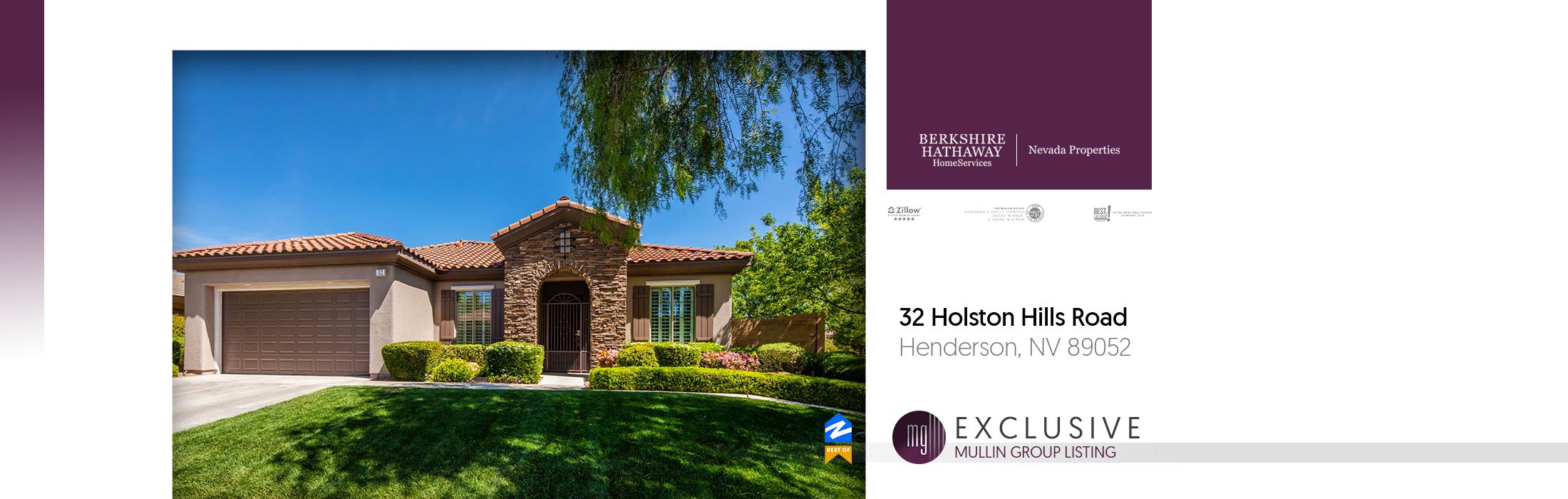 32 Holston Hills