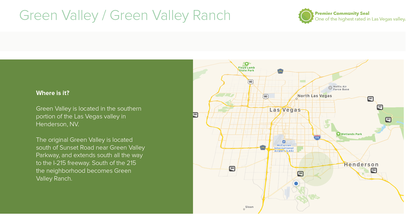 Beautifulhomes vegas - Green Valley / Green Valley Ranch Search