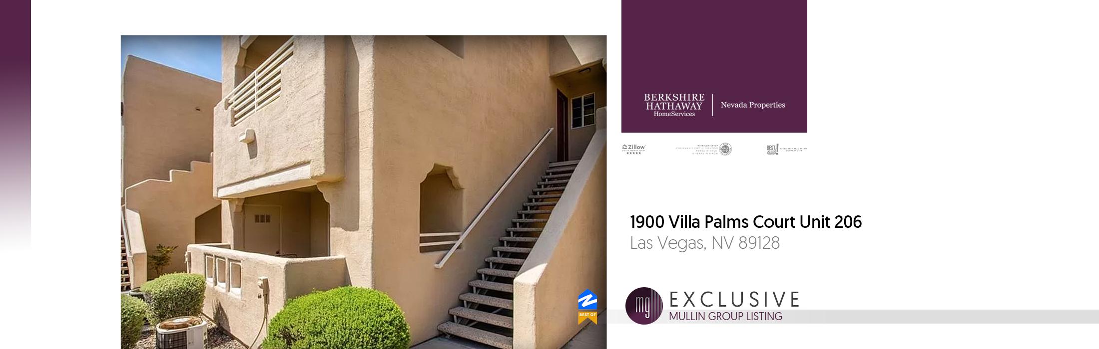 1900 Villa Palms Court Unit 206