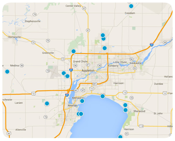 Appleton Area Real Estate Appleton Area Homes for Sale