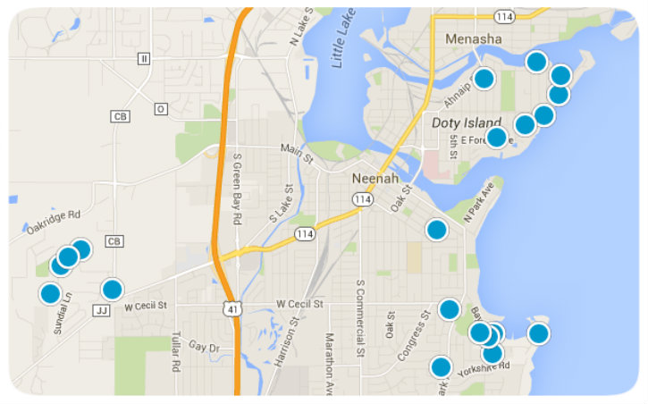 Neenah Area Real Estate Neenah Area Homes For Sale