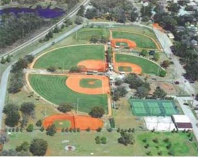 Longwood's Candyland Park