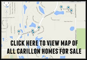 Map Of Carillon Homes For Sale