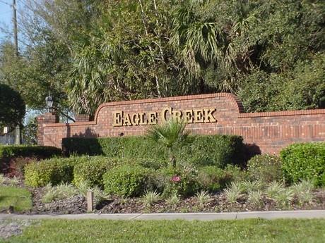 Eagle Creek Lake Mary