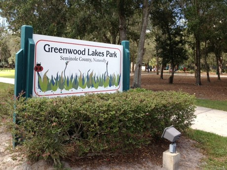 Greenwood Lakes Park Lake Mary