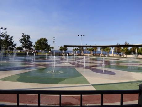 Ft. Mellon Park Splash Pad