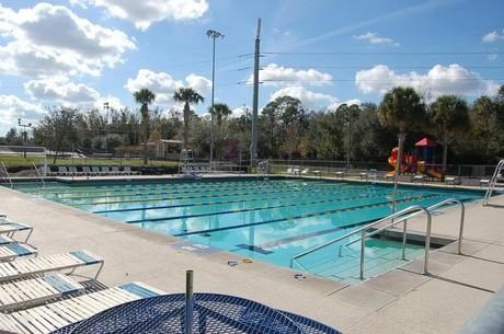 Oviedo Riverside Park Pool