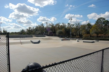 Oviedo Riverside Park Skatepark