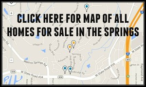 Map Of Homes For Sale In The Springs