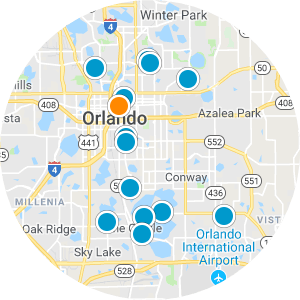 Orlando Real Estate Map Search