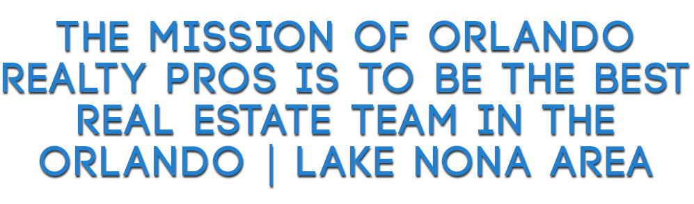 orlando lake nona real estate experts