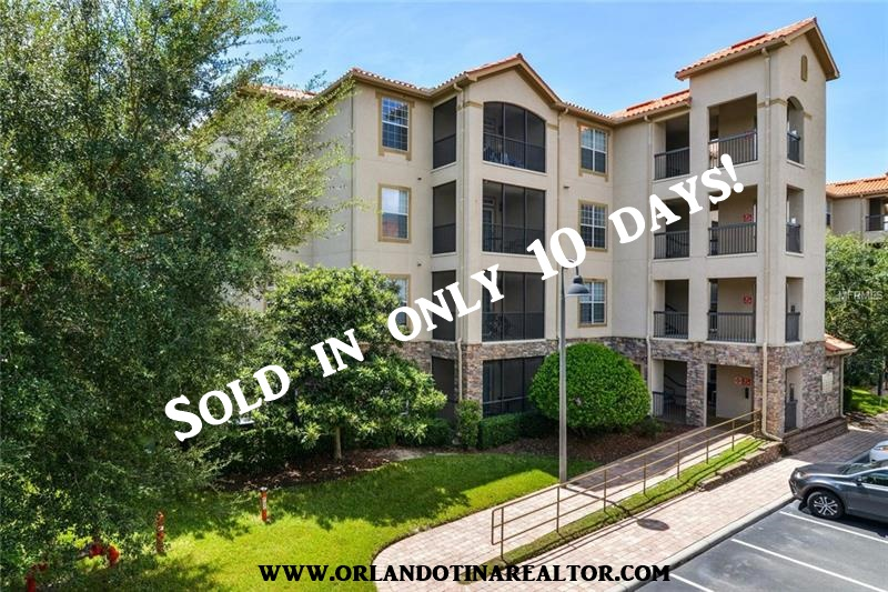 Condo Sold in Tuscana Resort