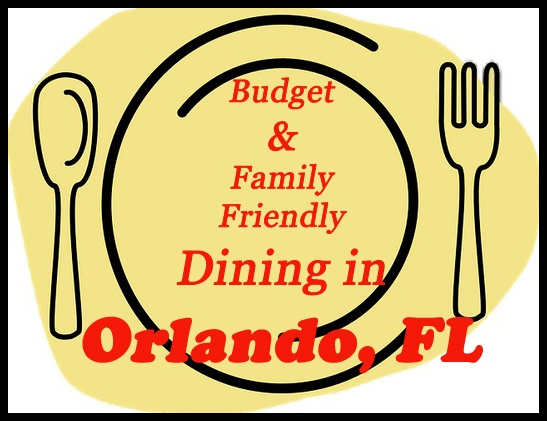Top rated family restaurants in Orlando FL