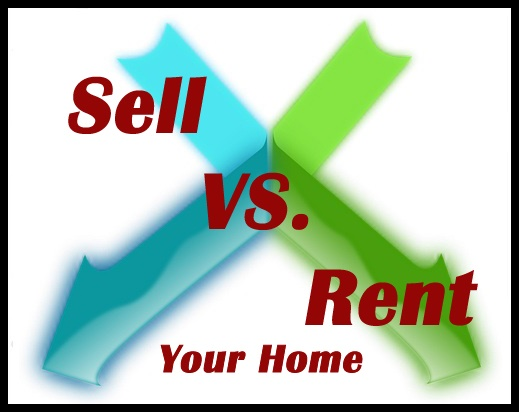 selling versus renting a home
