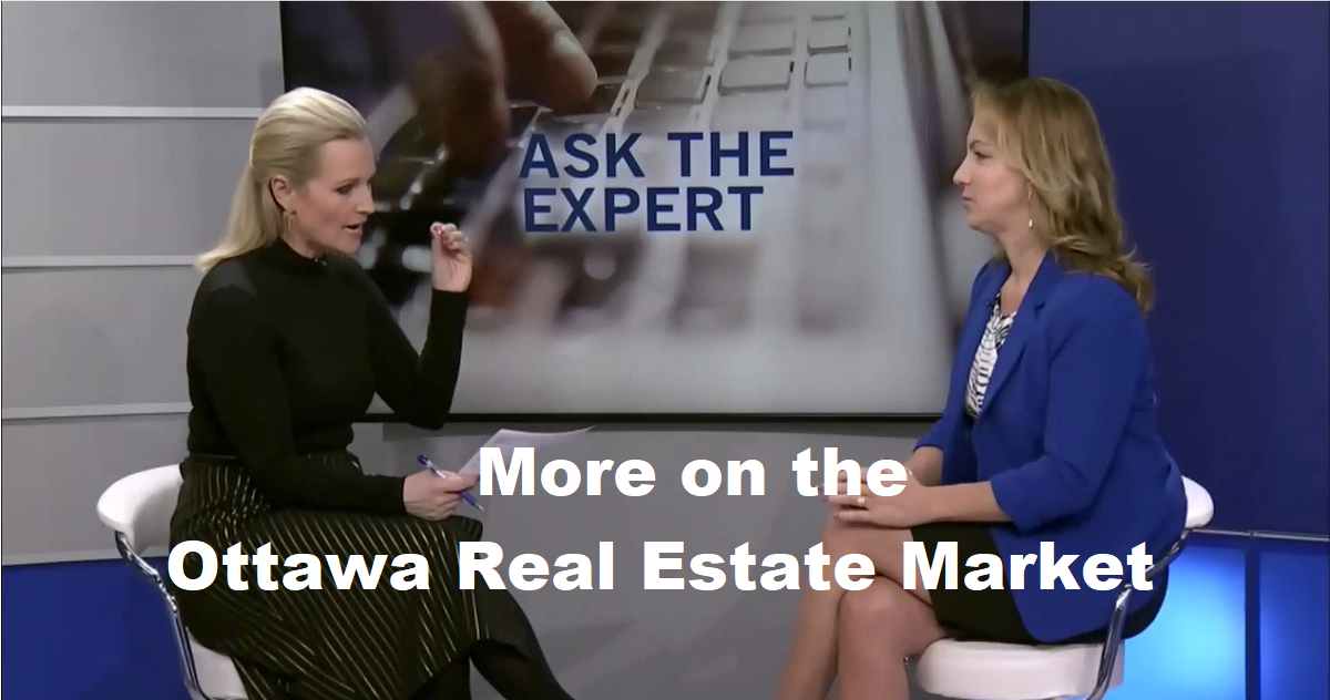 A Discussion on the Ottawa Real Estate Market and More ...