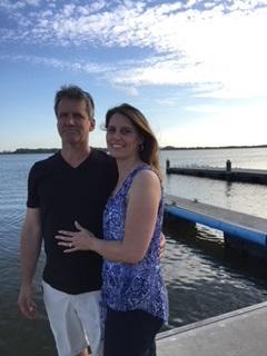 Linda & Jim, Lake Eustis