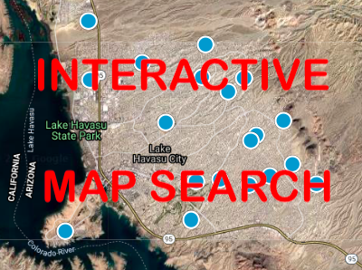 Interactive Map Search-LHC