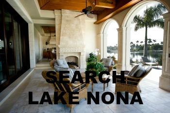 LAKE NONA HOME SEARCH