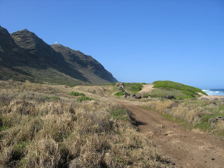 Hiking Spot: Ka'ena Point