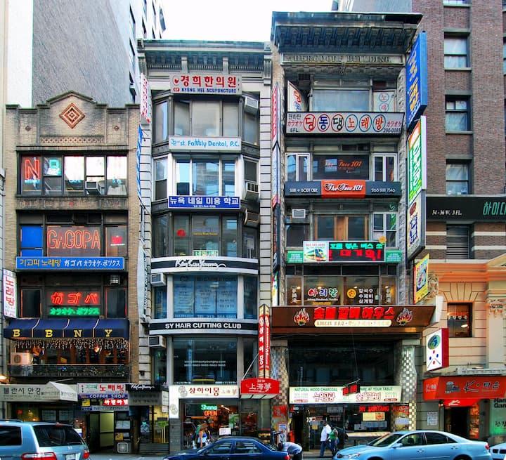 Koreatown Manhattan