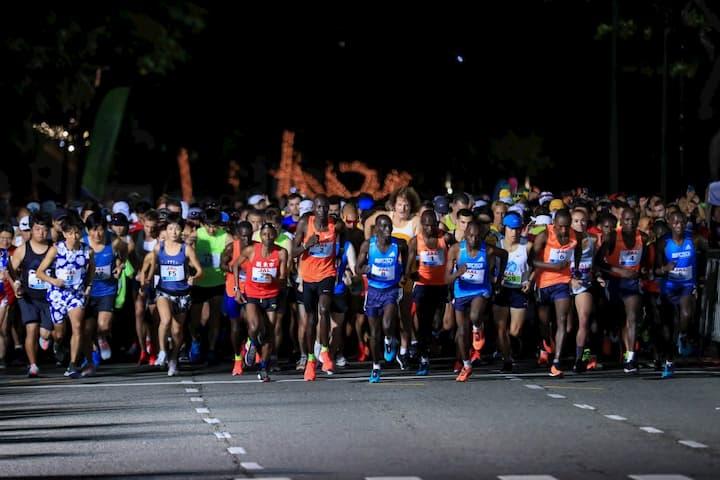 Autumn in Honolulu_Honolulu Marathon