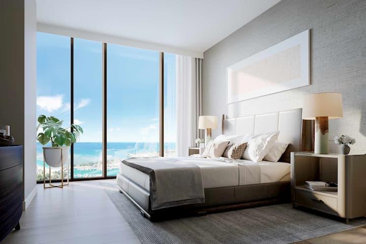 Victoria Place bedroom